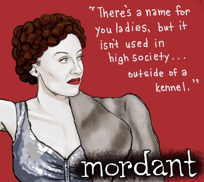 Mordant by Amanda Wood