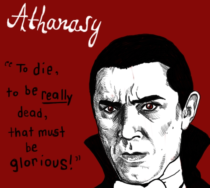 Athanasy by Amanda Wood