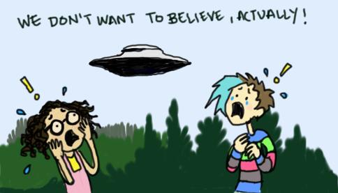 I Want To Believe by Amanda Wood