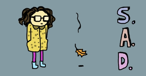 Seasonal Affective Disorder by Amanda Wood