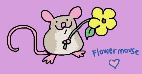 Flower Mouse
