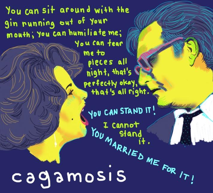 Cagamosis