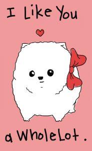 everyone loves a cute puppy