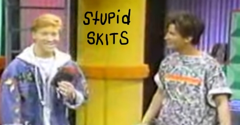 stupid skits
