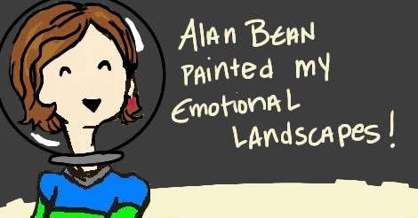 alan bean i love you